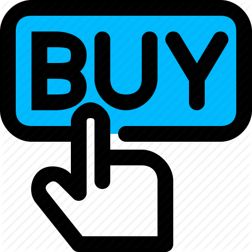 Buy, Checkout, Click, Purchase Icon