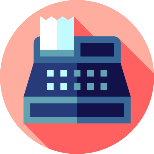 Purchase, Payment, Cash Register, Commerce And Shopping, Commerce