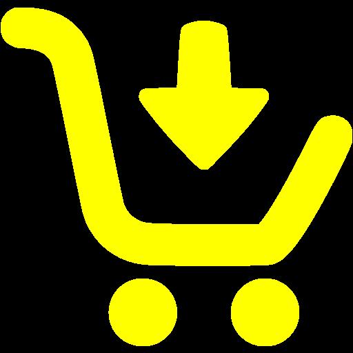 Yellow Buy Icon