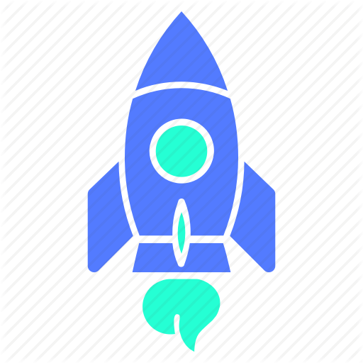 Future, Galaxy, Icon, It, Rocket, Set, Space, Technology Icon