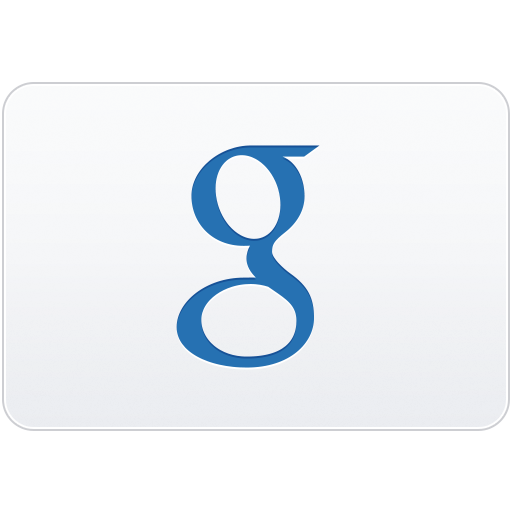 Google Card Icon