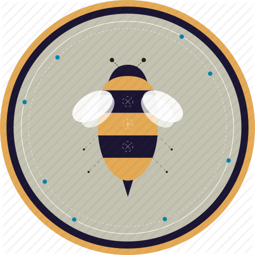 Annoying, Bee, Bug, Buzz, Insect, Wings Icon