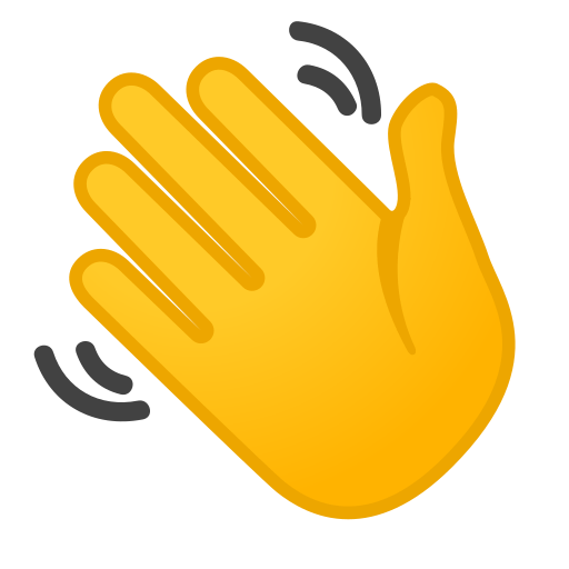 Waving Hand Emoji Meaning With Pictures From A To Z