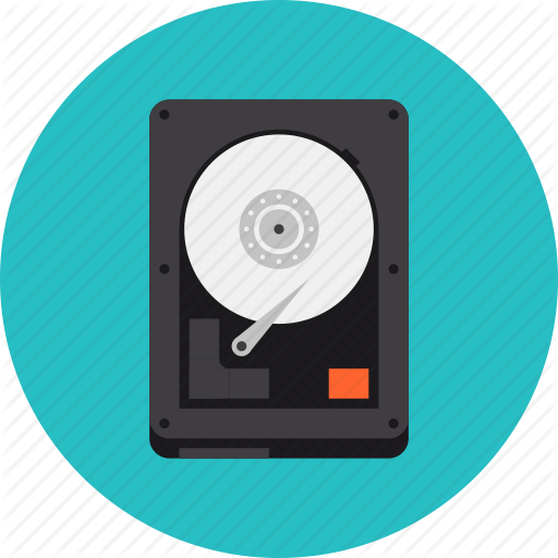 Hard Drive Icon Flat Images