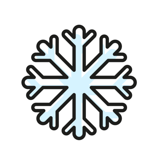 Snowflake, Snow, Winter, C Icon Free Of Vector Linear Winter Time