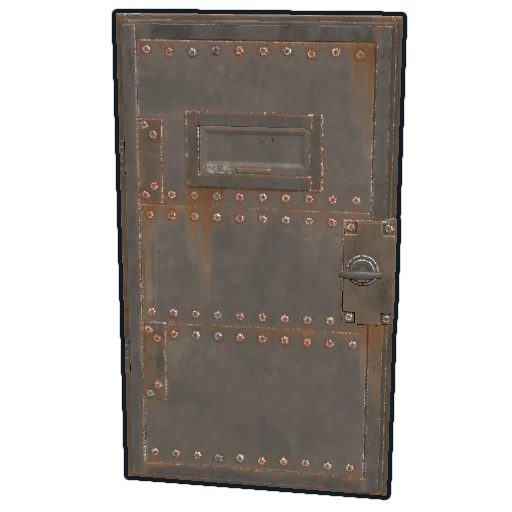 Armored Door Rust Wiki Fandom Powered
