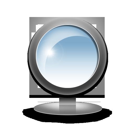 Mirror Icon Cosmetic Iconset Dooffy