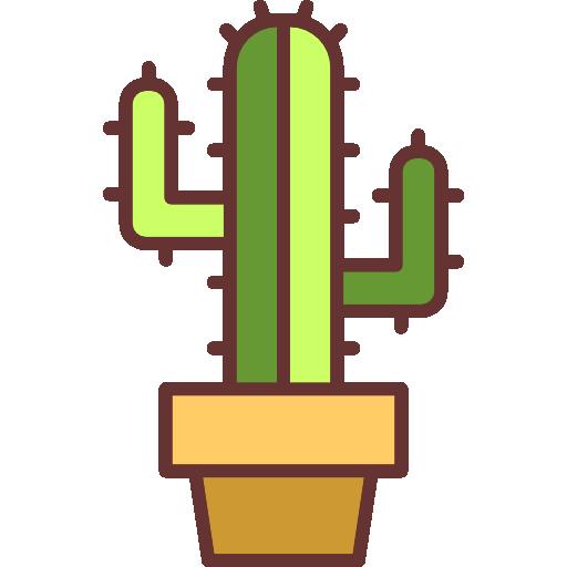 Cactus Icons Free Download