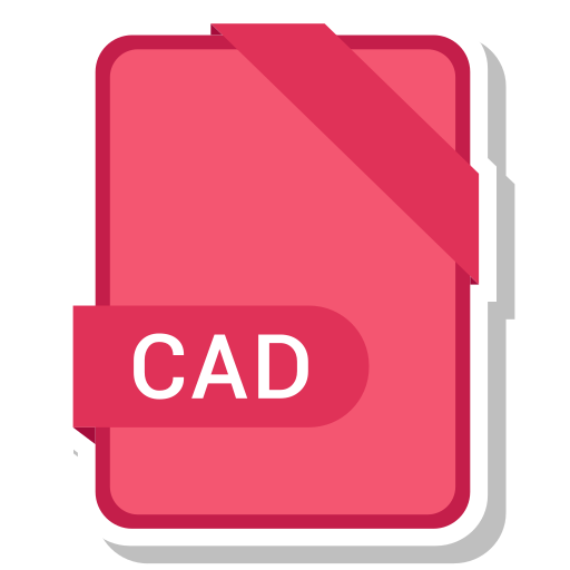 Type, Cad Icon Free Of Extension Names Vol