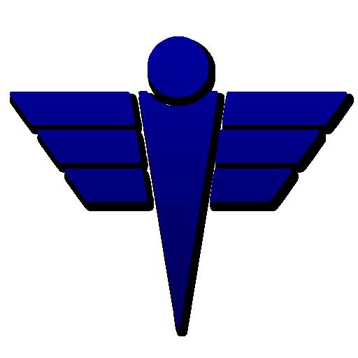 Blue Caduceus Png