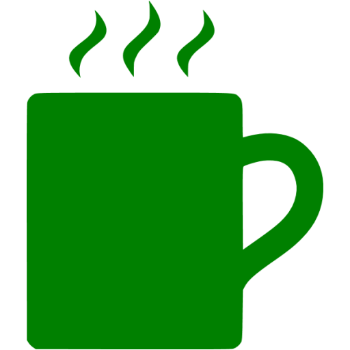 Green Cafe Icon