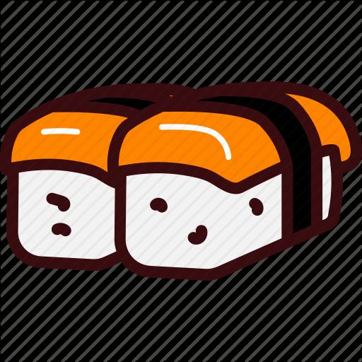 Fast, Fish, Food, Japanese, Restaurant, Sushi Icon