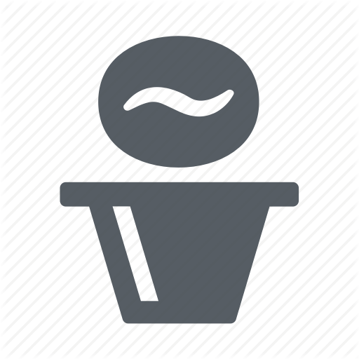 Bean, Caffeine, Coffee, Cup, Cups, Drink Icon