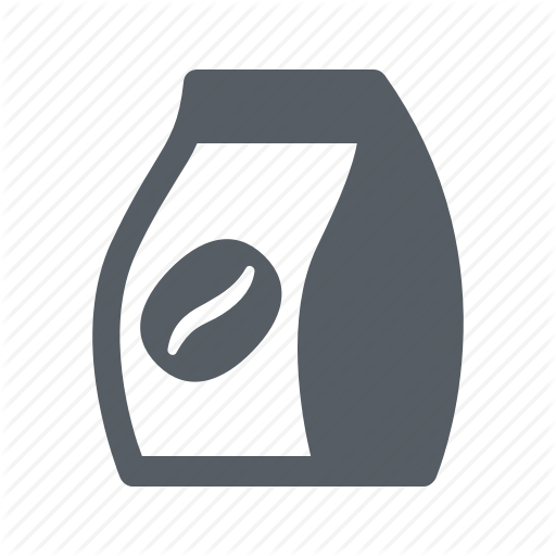 Beans, Caffeine, Coffee, Pack Icon