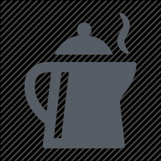 Caffeine, Can, Coffee, Drink, Pot Icon
