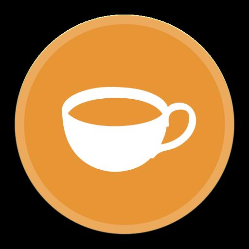 Caffeine Icon Free Of Button Ui