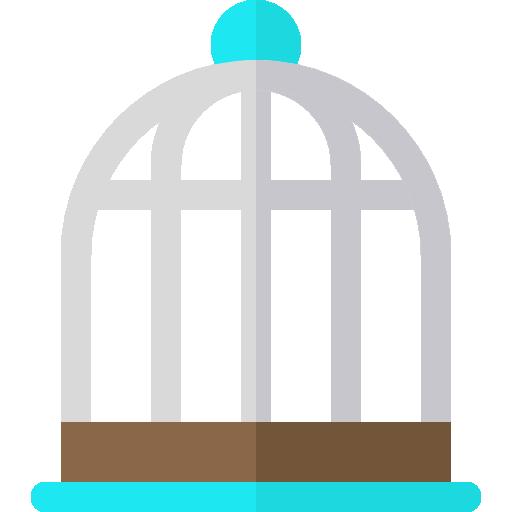 Bird Cage Icon Pets Shop Freepik