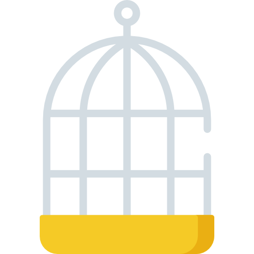 Bird Cage Icon Pet Shop Freepik