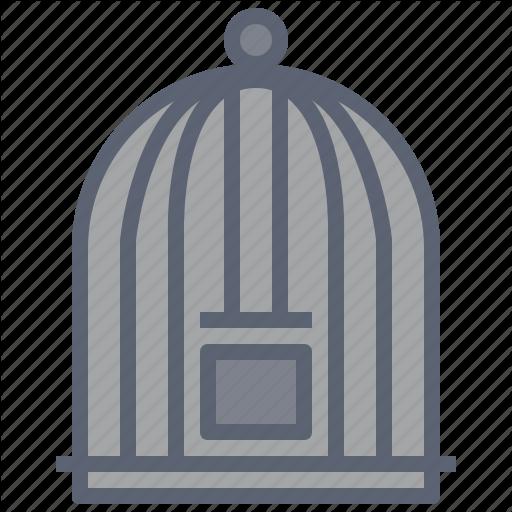 Animals, Bird, Cage, Door, Metaphor, Miscellaneous, Open Icon