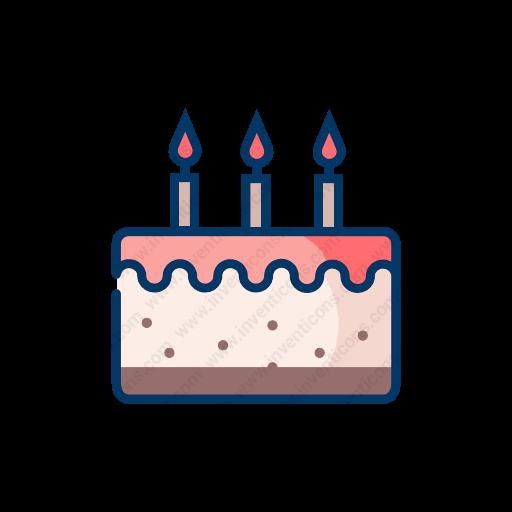 Download Cake Icon Inventicons