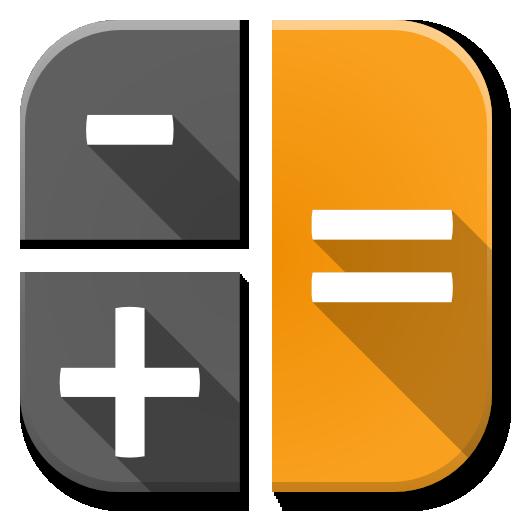 Apps Calc Icon Flatwoken Iconset Alecive