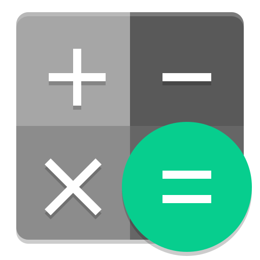 Accessories Calculator Icon Papirus Apps Iconset Papirus