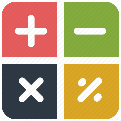 Calculate, Calculator Icon Icon