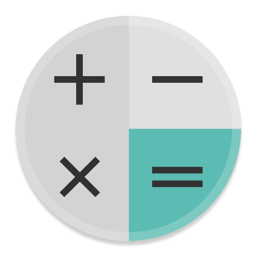 Calculator Icon Button Ui System Apps Iconset Blackvariant