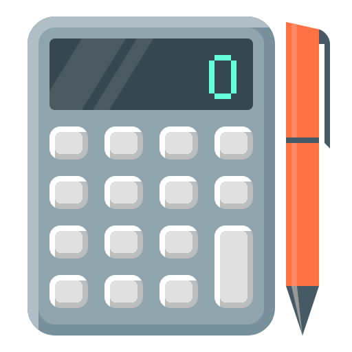 Finance, Finance, Calculator Icon Free Of Finance And Banking