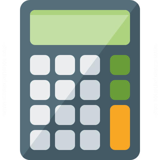 Iconexperience G Collection Calculator Icon
