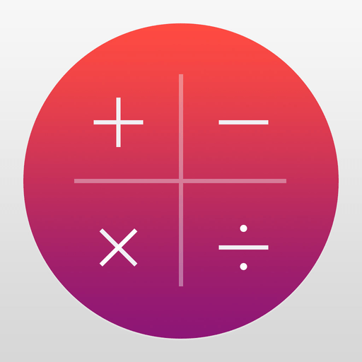 Numerical Calculator Without Equal App Icon Ui Ux