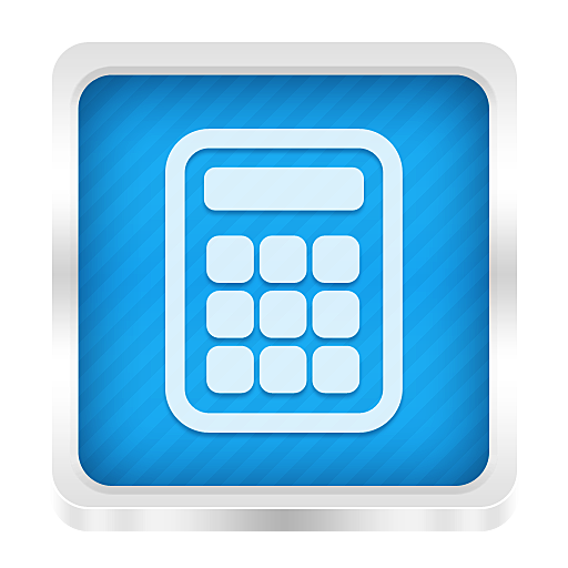 Calculator Save Icon Format