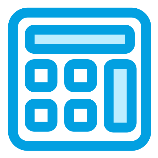 Calculator, Finance, Math, Number Icon