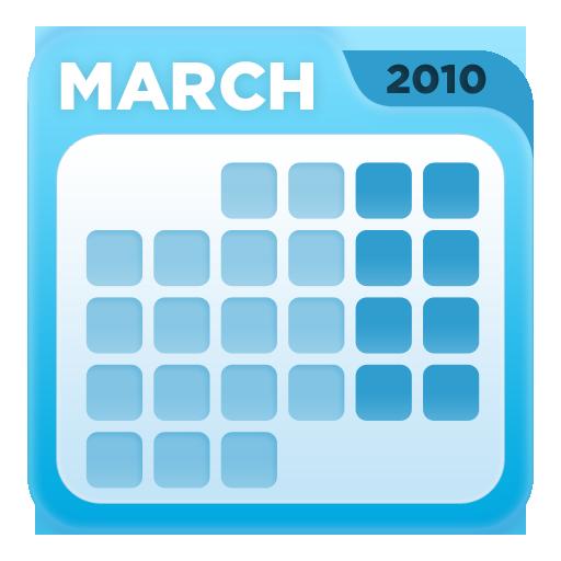 Mixed Calendar Icon
