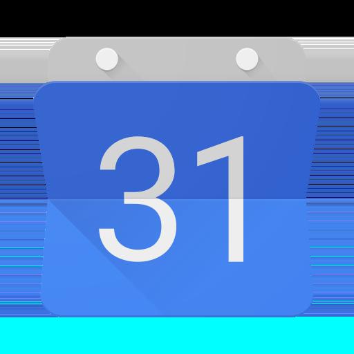 Logos Calendar App, Google Calendar