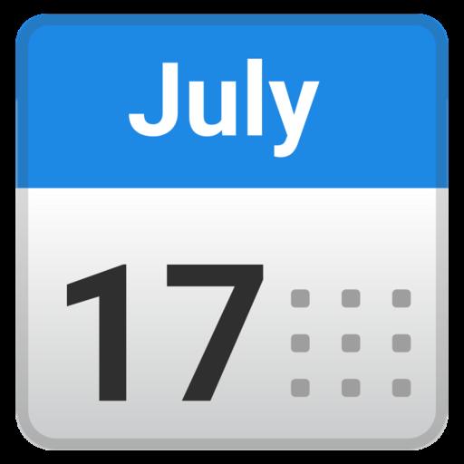 Calendar Emoji