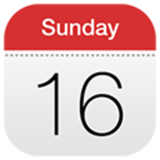 Calendar Icon Png Flat Icon
