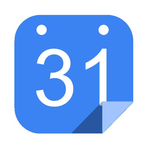 Mobile Apps Calendar Flat Icon