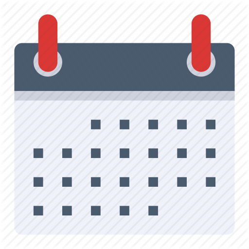 Birthday, Calendar, Month, Monthly Calendar, Weekly Calendar Icon