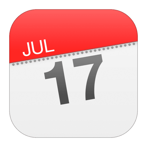 Download Free Png Calendar Icon Ios