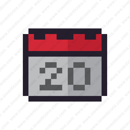 Download Calendar Icon Inventicons