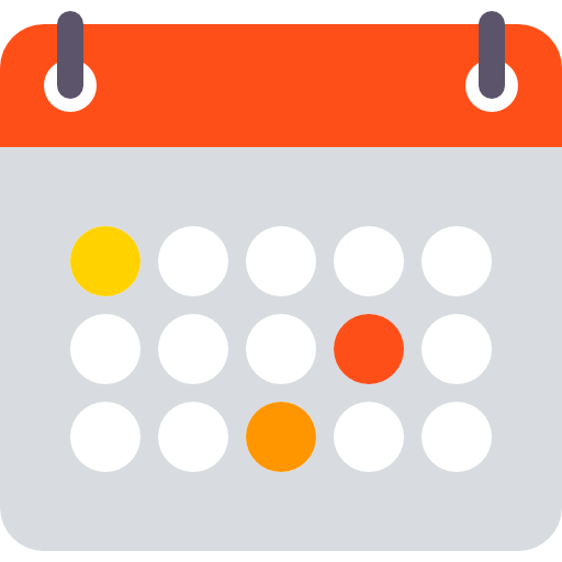 Calendar Icons Free Download