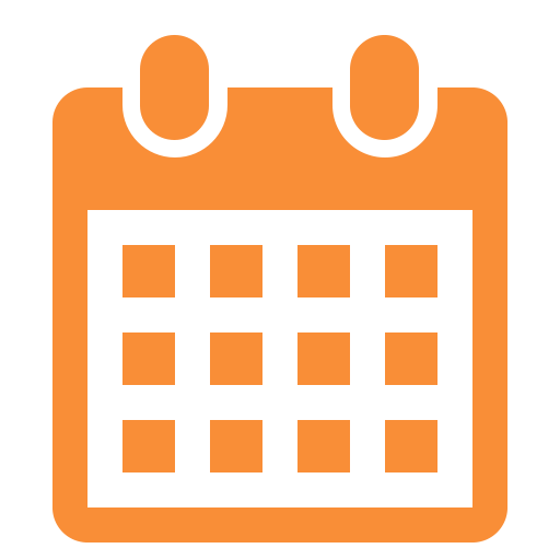 Calendar, Clock, Date Icon With Png And Vector Format For Free