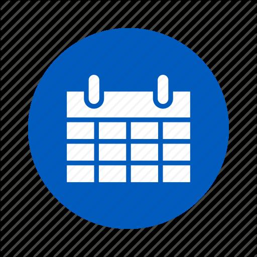 Calendar Icons Travel