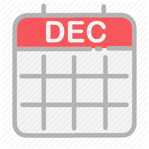 Calendar, Date, Dates, December, Month, Numbers, Ui Icon