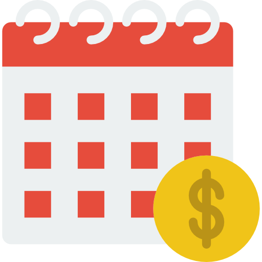 Calendar Icon Business Smashicons