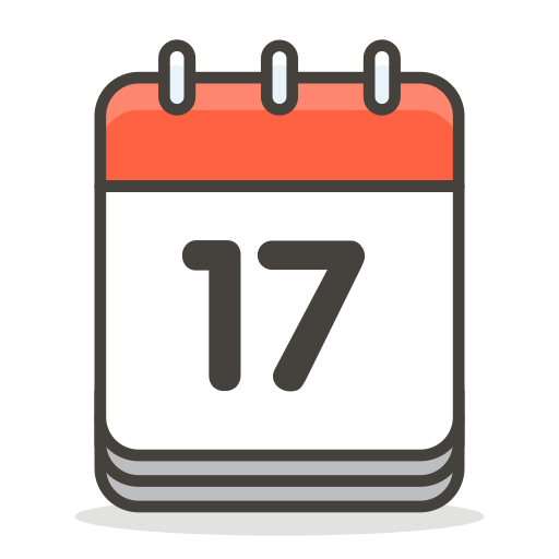 Calendar Icon Free Of Free Vector Emoji
