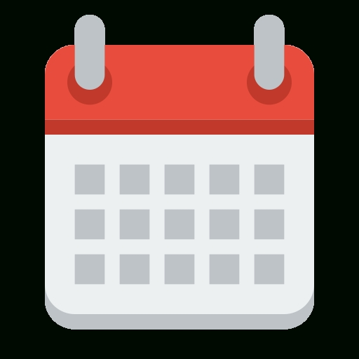 Calendar Icon Png Transparent Writings And Papers