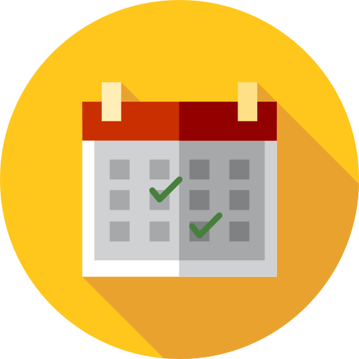 Calendar Icon Work Productivity Freepik