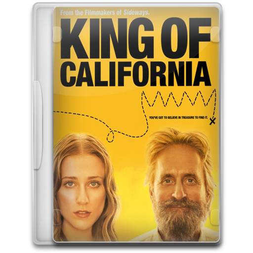 King Of California Icon Movie Mega Pack Iconset